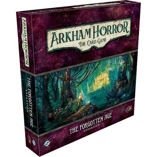 Arkham Horror LCG The Forgotten Age – Cover