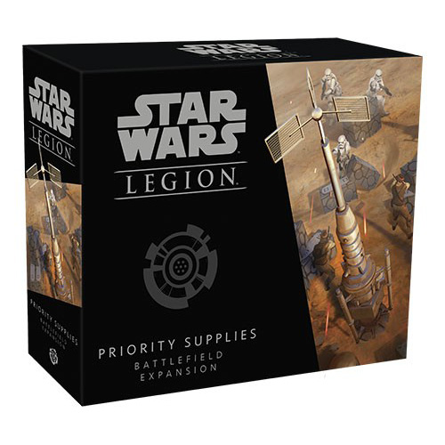 Star Wars Legion – Priority Supplies Battlefield Expansion – Cover