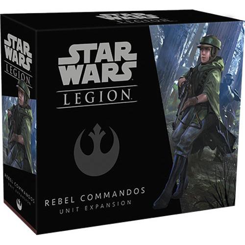 Star Wars Legion – Rebel Commandos Unit Expansion – Cover