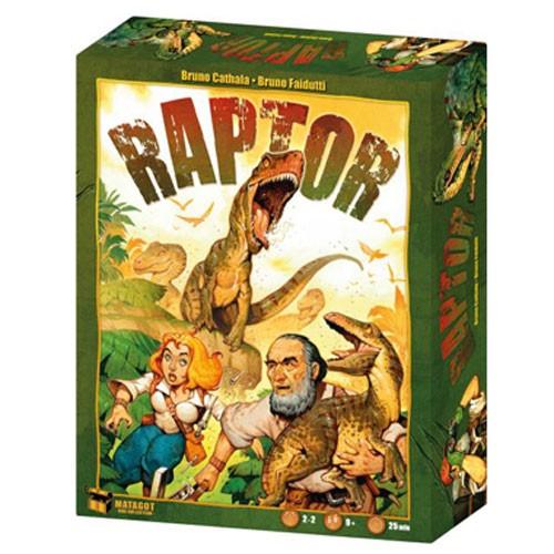 Raptor – Cover