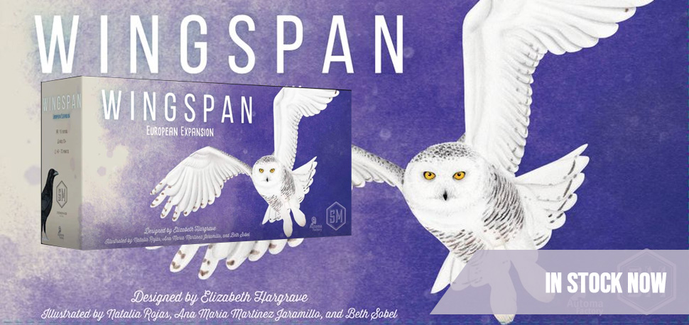 Wingspan Euro Expansion