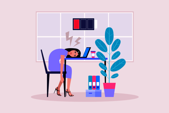 5 Ways To Relieve And Beat Work From Home Fatigue | TeamBonding