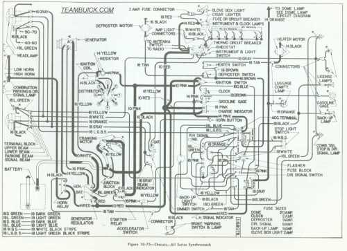 small resolution of 1955 buick wiring manual e book 1955 buick special wiring diagram