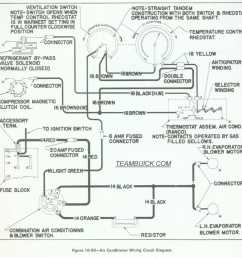 1955 buick wiring diagrams air conditioning rh teambuick com 1965 buick skylark wiring diagram 1989 [ 1013 x 981 Pixel ]