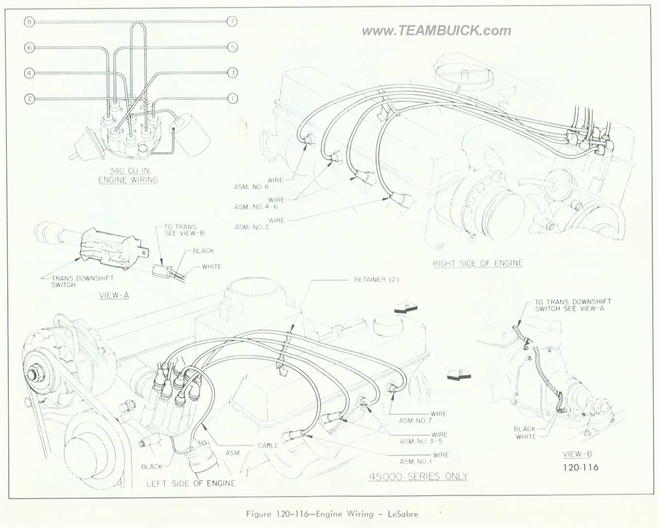 Buick Lesabre Engine Wiring