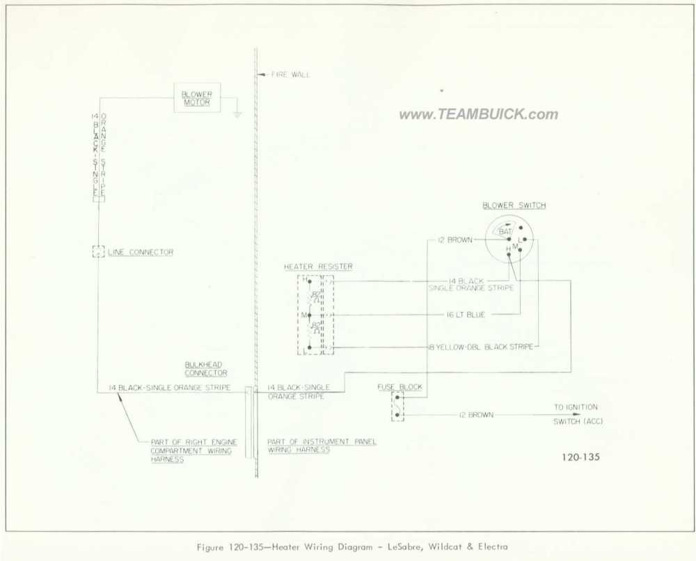 medium resolution of 1966 buick lesabre wildcat electra heater wiring diagram