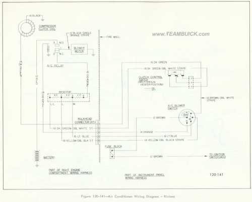 small resolution of 1966 buick riviera air conditioner wiring diagram