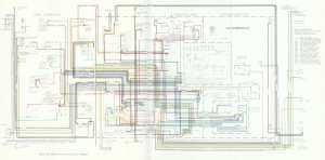 ***1966 Buick Riviera wiring diagram***