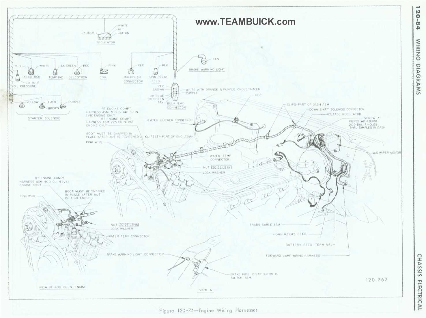 hight resolution of 1967 buick engine wiring harness buick eng wiring harness