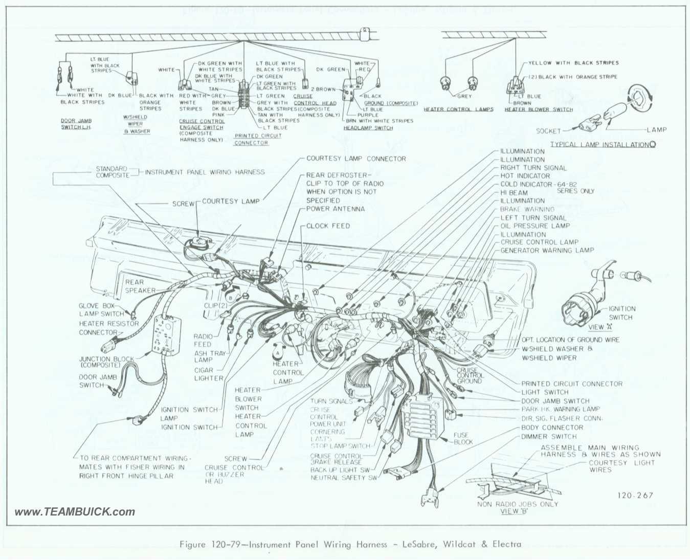 1967 Buick Wildcat Wiring Diagram 2000 Buick Wiring