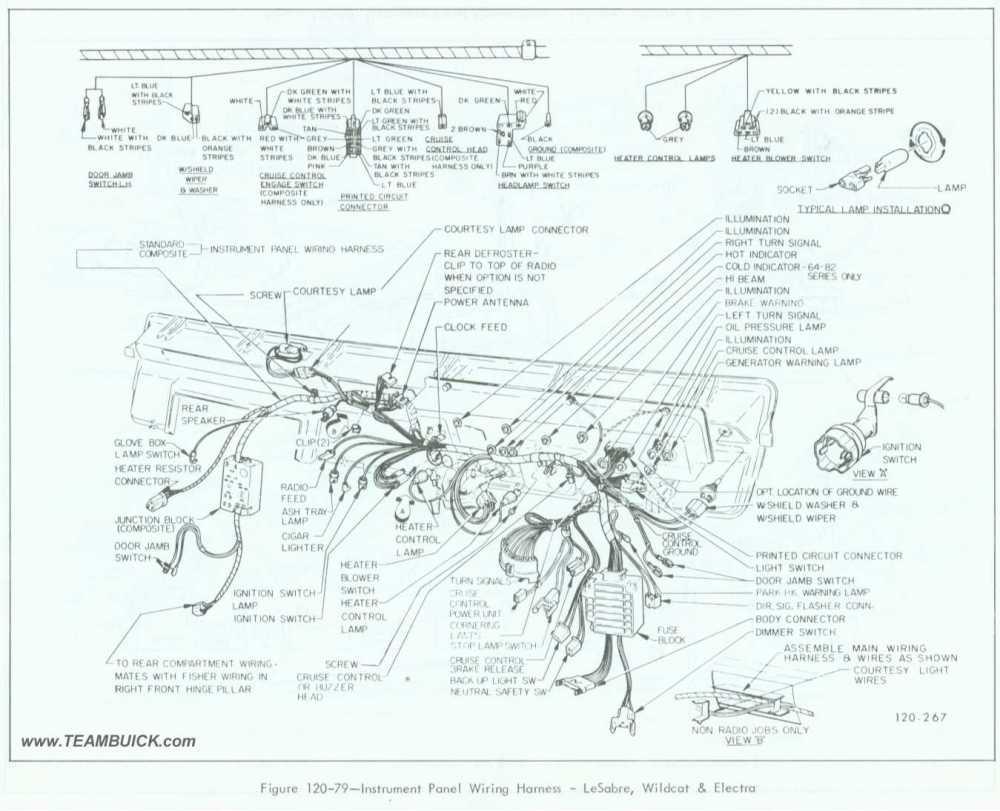 medium resolution of 1967 buick wildcat wiring diagram 1955 buick wiring diagram elsavadorla 1966 buick wildcat 1964 buick wildcat