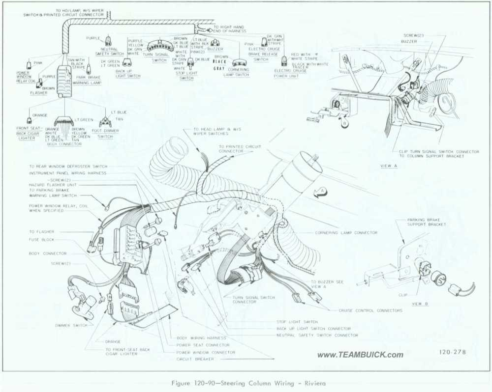 medium resolution of 1964 buick riviera wiring diagrams buick auto wiring diagram 1964 buick riviera 1966 buick wildcat