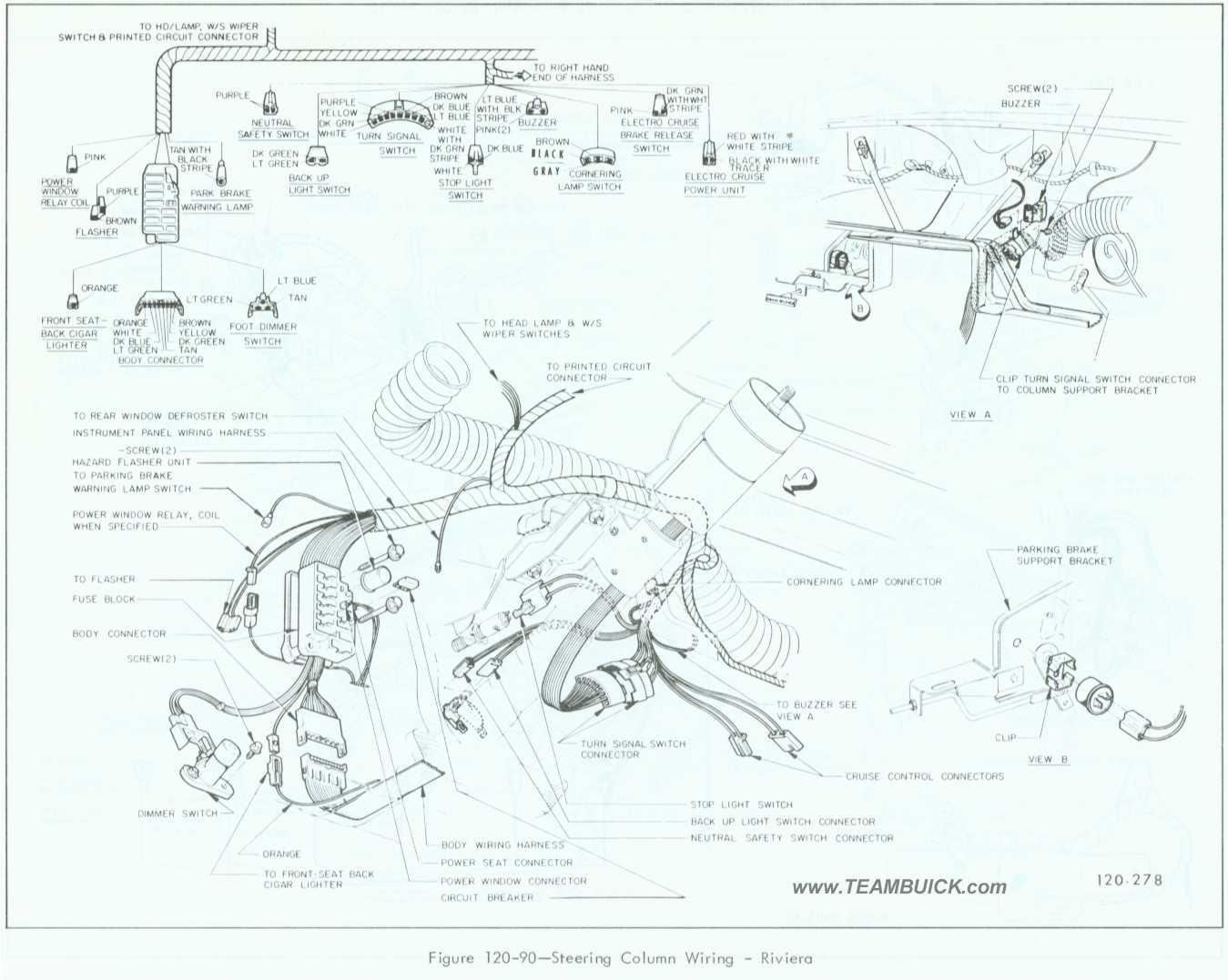 hight resolution of 1964 buick riviera wiring diagrams buick auto wiring diagram 1964 buick riviera 1966 buick wildcat