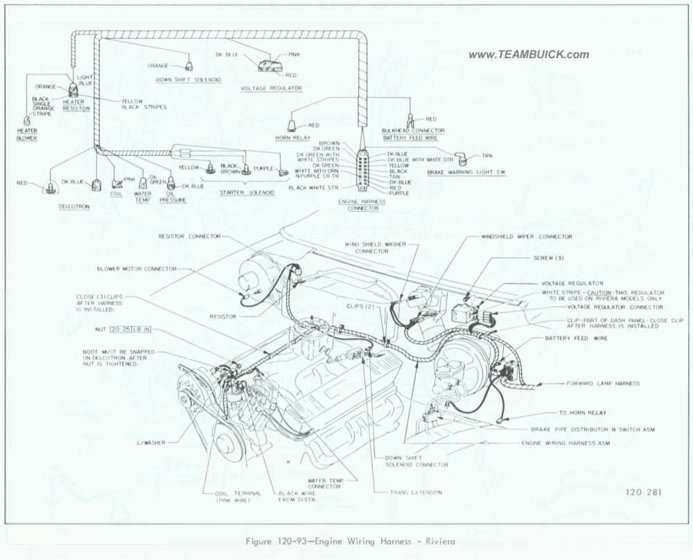 medium resolution of 67 buick riviera wiring diagram schematic wiring diagram operations 67 buick wiring diagram