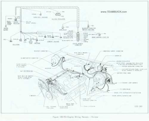 small resolution of 1967 buick riviera engine wiring harness