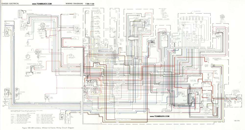 medium resolution of 1967 buick wiring diagram