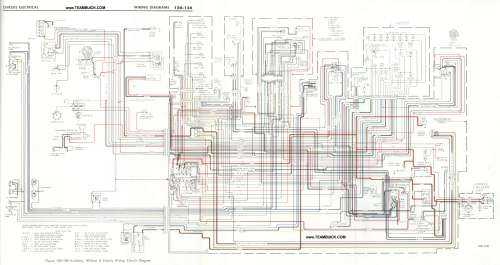 small resolution of 1967 buick wiring diagram
