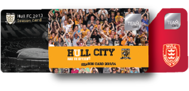 Hull TeamCard Designs