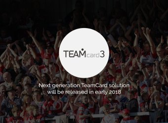 Teamcard 3 - he next generation TeamCard solution will be released in early 2018