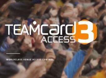 Teamcard Access 3 - World class venue access control
