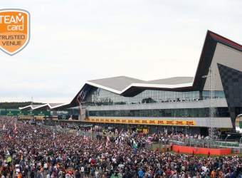 Silverstone joins TeamCard family