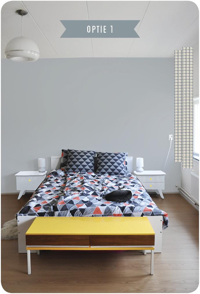 Mini bedroom makeover  Team Confetti