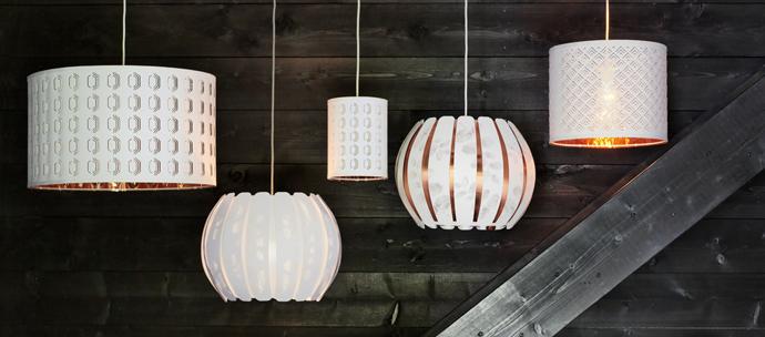 Slaapkamer Lamp Koper