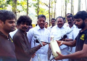 Theni Forest Fire: Madras Institute of Tech Drones Deployed to Rescue Victims