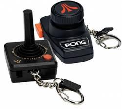Atari game keychains