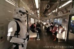 Stormtrooper in Yokohama