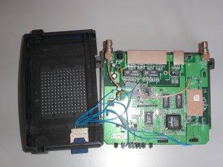 SD card on a WRT54G