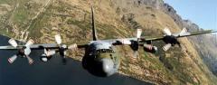 Airborne Zaps Ground Target