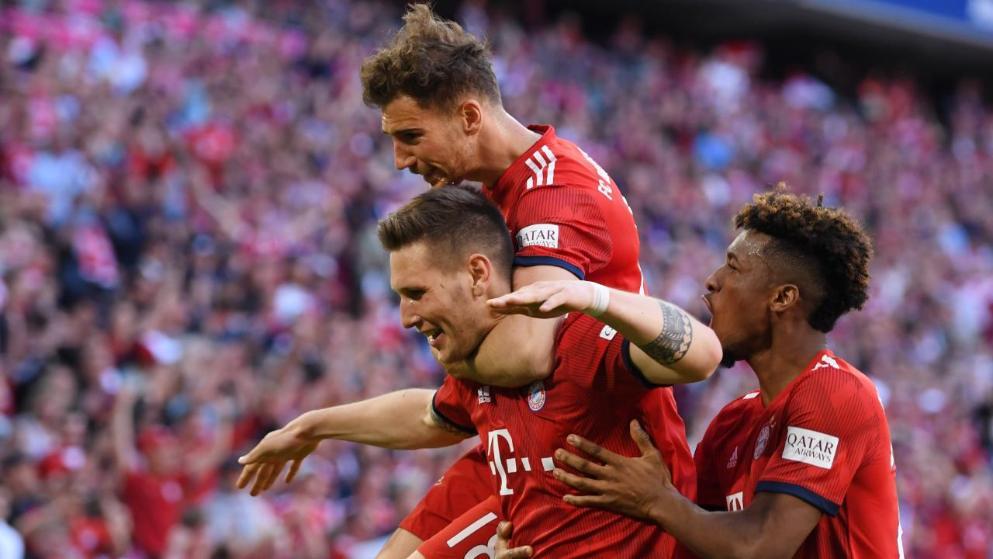 Fokozódó véghajrá a Bundesligában