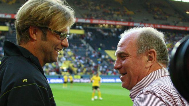 Bayern München: Sajnálhatjuk, hogy nem igazoltuk le Jürgen Kloppot