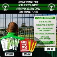 Medium Respect Pack
