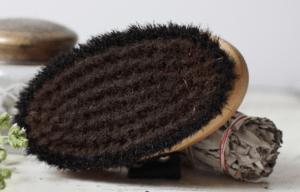 the energy dry skin brush