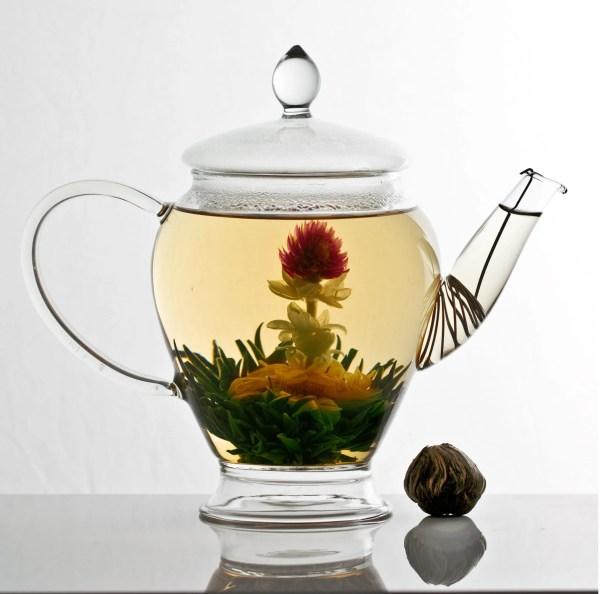 blooming tea - balance