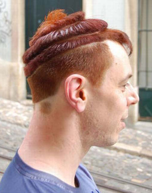 Funny Haircuts, Bad Hair styles, worst hair, fashion fails, Funny pictures, wtf