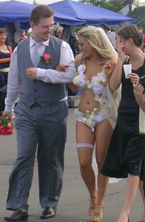 Funny Wedding Pictures Bad Photos Disasters Disastrous Weddings Ugly