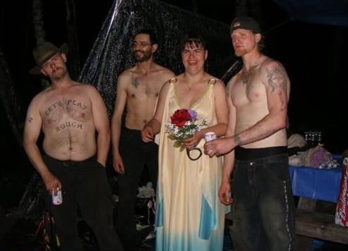 Redneck Wedding Funny Pictures Bad Photos Disasters Disastrous Weddings