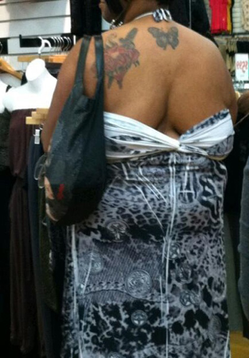 woman with back boobs Bad family pictures funny family photos funny pictures awkward worst family photos funny pictures random awkward family photos lol epic fails weird family crazy stupid people bad tattoos worst tattoos redneck humor strange photobombs wtf people of walmart
