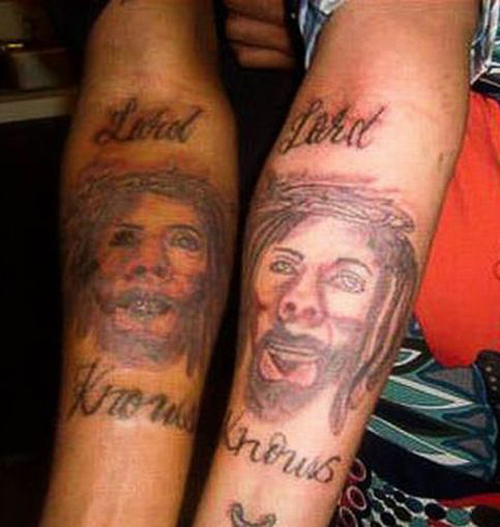 Worst Tattoo In The History Of The World: Bad Tattoos: 15 Of The Worst, Ugliest & Funny