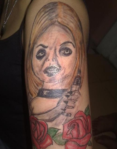 bad tattoos 13 of worst &