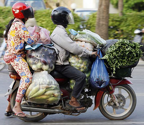 Loaded down motorcycleAnal Tours funny pictures weird pictures pics awkward family photos bad tattoos worst tattoos stupid people bad family photos funny family pics random strange crazy wtf