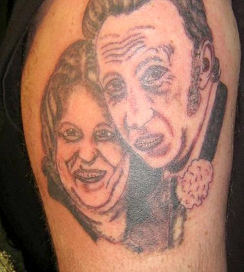 bad tattoos 15 wtf