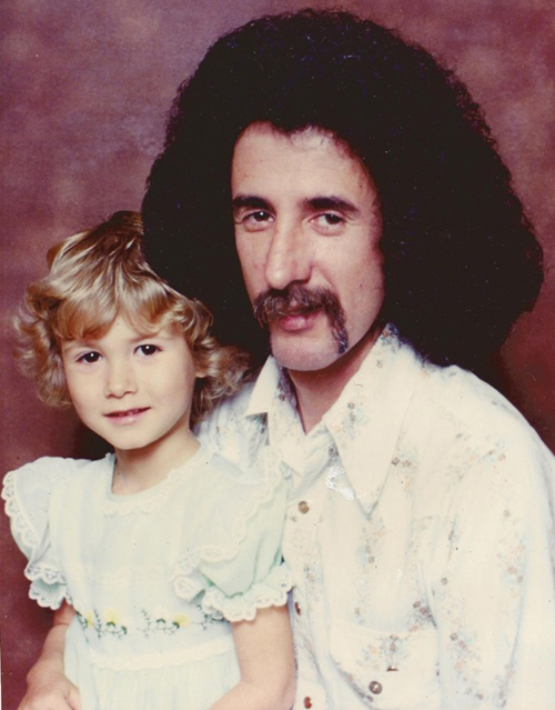 80's hair mustache Bad Family Portraits, Bad Family Photos, Ellen, funny family photos, worst family pics, funny pictures, awkward family photos, wtf, ugly people, stupid people, crazy people, people of walmart