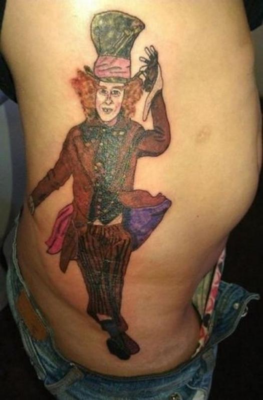 Bad Tattoos 15 Of The Ugliest Funny  Team Jimmy Joe-7333