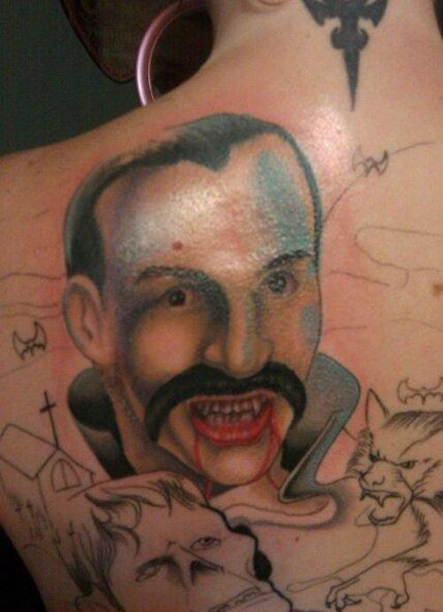 Bad Tattoos 15 Of The Ugliest Funny  Team Jimmy Joe-6058