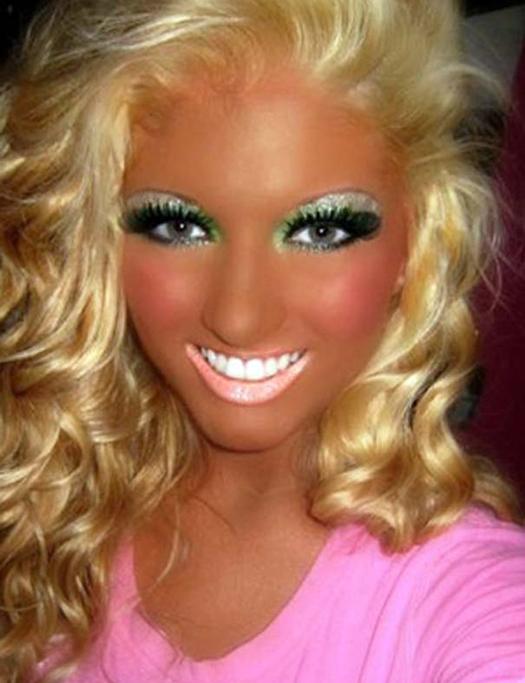 Worst Lips Bad Lips Bad Makeup Fashion Fails Ugly Botox gone wrong worst eyebrows bad eyebrows lashes