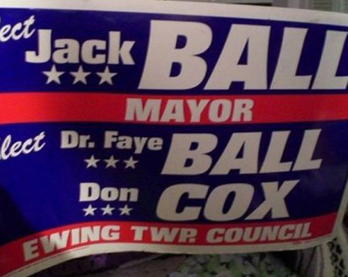 Jck Ball Faye Cox Ball 7 Cox Funny Names Worst Names Bad Names Awkward Family Photos Bad Family Photos Ellen Worst Tattoos Bizarre Names Baby Names Ghetto Names Sexual Innuendos Stupid People Strange WTF